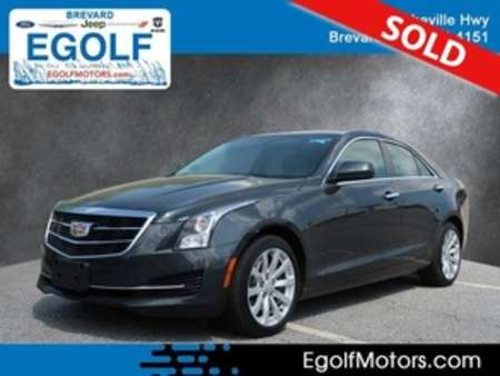 2017 Cadillac ATS 2.0L Turbo AWD for Sale  - 10790  - Egolf Motors