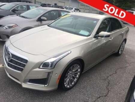 2014 Cadillac CTS 2.0L Turbo Premium for Sale  - 5069B  - Egolf Motors