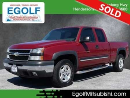 2005 Chevrolet Silverado 1500 Z71 4WD Extended Cab for Sale  - 7634A  - Egolf Motors