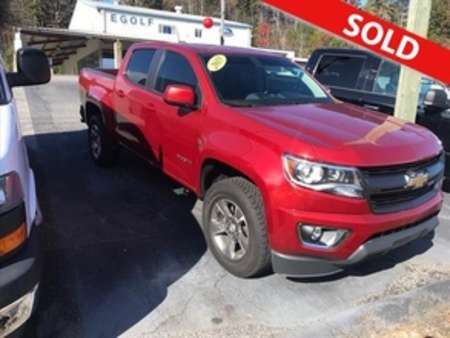 2015 Chevrolet Colorado Z71 4WD Crew Cab for Sale  - 7552  - Egolf Motors