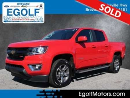 2016 Chevrolet Colorado Z71 4WD Crew Cab for Sale  - 21675B  - Egolf Motors