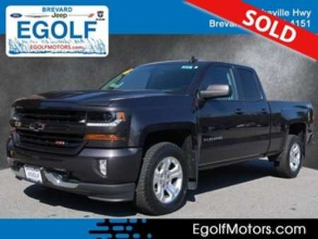 2016 Chevrolet Silverado 1500 LT Z71 4WD for Sale  - 10781  - Egolf Motors