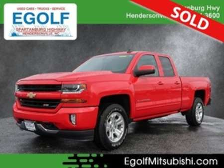 2016 Chevrolet Silverado 1500 LT Z71 4WD for Sale  - 7634  - Egolf Motors
