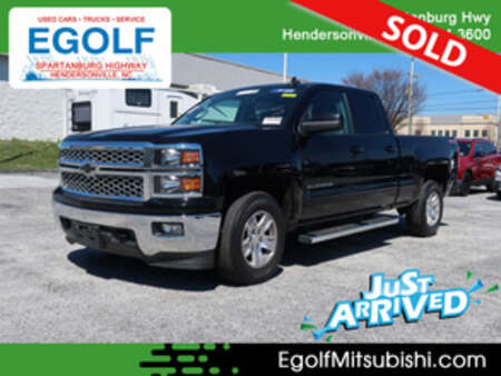 2015 Chevrolet Silverado 1500 LT 4WD for Sale  - 7679  - Egolf Motors
