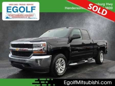 2016 Chevrolet Silverado 1500 LT 4WD for Sale  - 7641  - Egolf Motors