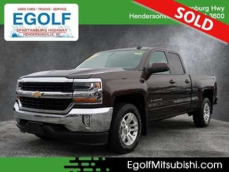 2016 Chevrolet Silverado 1500 LT 4WD for Sale  - 7678  - Egolf Motors