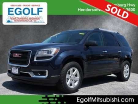 2016 GMC Acadia SLE-2 AWD for Sale  - 7688  - Egolf Motors