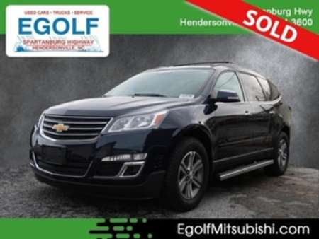 2016 Chevrolet Traverse LT AWD for Sale  - 7650  - Egolf Motors