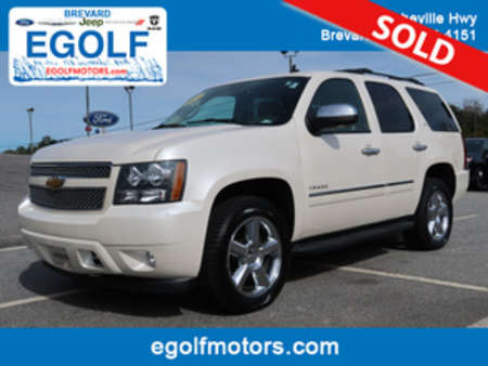 2013 Chevrolet Tahoe LTZ 4WD for Sale  - 5037A  - Egolf Motors