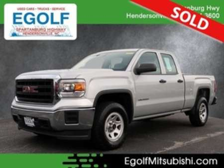 2015 GMC Sierra 1500 SLE 4WD for Sale  - 7642  - Egolf Motors