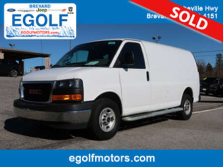 2017 GMC Savana Cargo Van Work Van for Sale  - 10704  - Egolf Motors