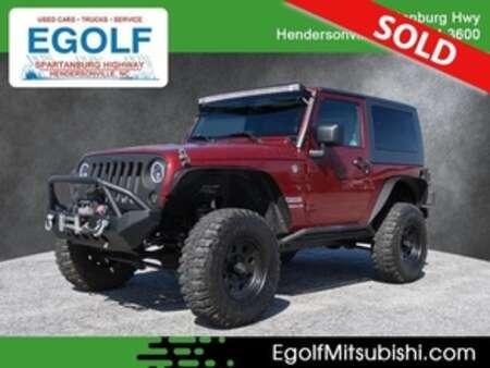 2010 Jeep Wrangler Sport 4WD for Sale  - 7649  - Egolf Motors