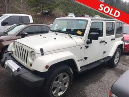 2010 Jeep Wrangler Unlimited Sahara 4WD for Sale  - 10762  - Egolf Motors