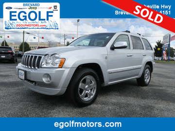 2006 Jeep Grand Cherokee Over