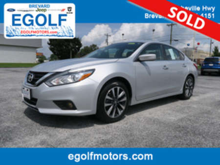 2017 Nissan Altima 2.5 SV for Sale  - 7541  - Egolf Motors