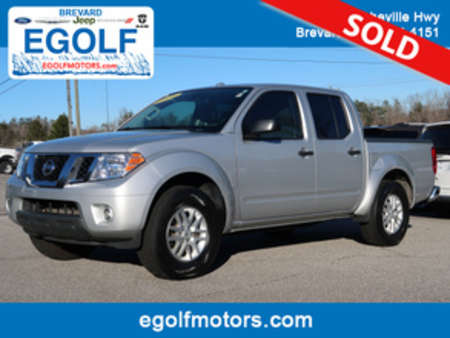 2016 Nissan Frontier SV 2WD Crew Cab for Sale  - 21684A  - Egolf Motors