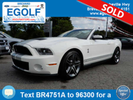 2012 Ford Mustang Base for Sale  - 4751A  - Egolf Motors