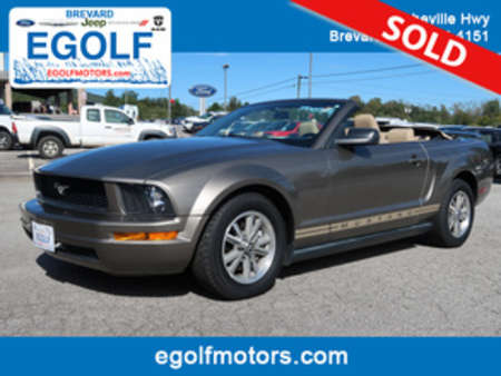 2005 Ford Mustang V6 for Sale  - 21563A  - Egolf Motors