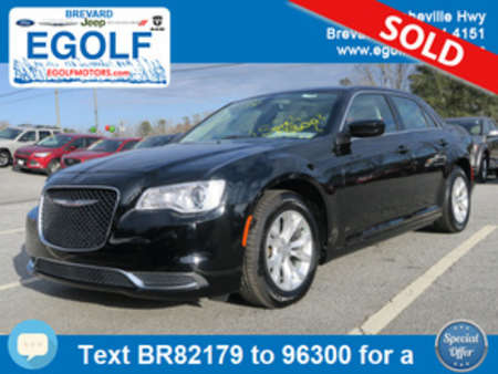 2016 Chrysler 300 Limited for Sale  - 21187  - Egolf Motors