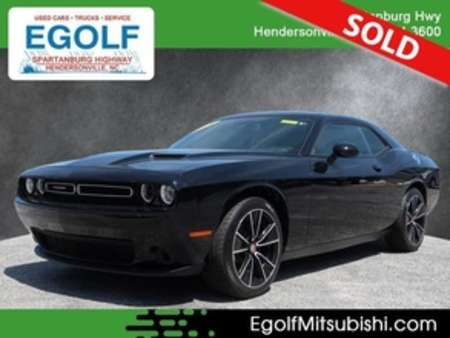 2018 Dodge Challenger SXT for Sale  - 7685  - Egolf Motors