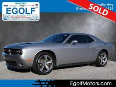 2015 Dodge Challenger SXT for Sale  - 21692B  - Egolf Motors