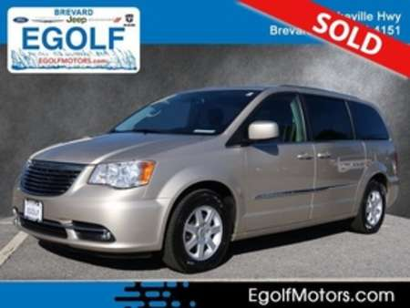 2013 Chrysler Town & Country Touring for Sale  - 82276A  - Egolf Motors