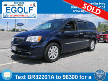 2013 Chrysler Town & Country Touring for Sale  - 82201A  - Egolf Motors