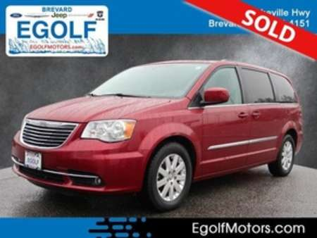 2015 Chrysler Town & Country Touring for Sale  - 10756A  - Egolf Motors