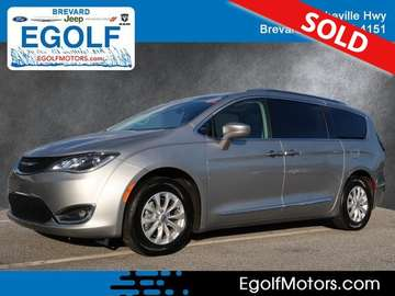 2018 Chrysler Pacifica Tour