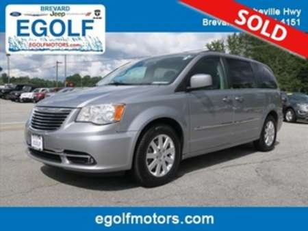2013 Chrysler Town & Country Touring for Sale  - 21401A  - Egolf Motors