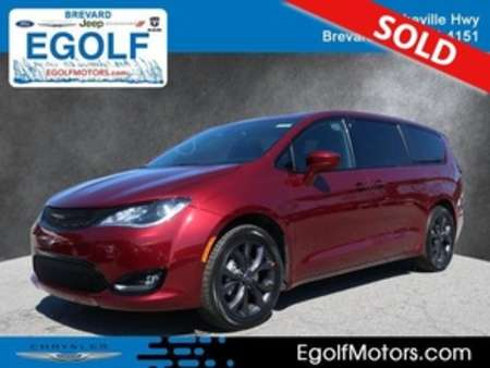 2019 Chrysler Pacifica Touring Plus for Sale  - 21757  - Egolf Motors