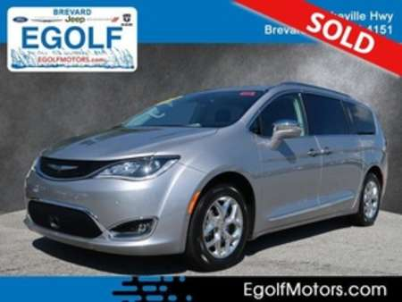2018 Chrysler Pacifica Limited for Sale  - 82269  - Egolf Motors