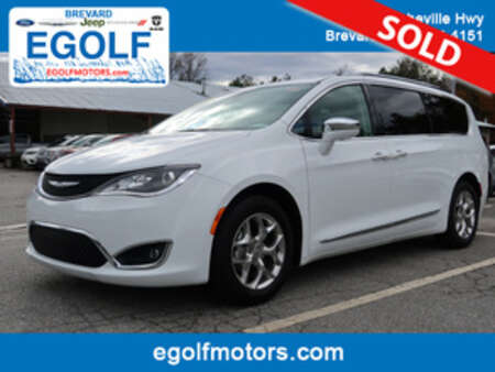 2018 Chrysler Pacifica Limited for Sale  - 82274  - Egolf Motors