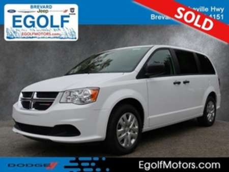 2019 Dodge Grand Caravan SE for Sale  - 21685  - Egolf Motors