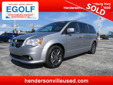 2017 Dodge Grand Caravan SXT for Sale  - 7549  - Egolf Motors