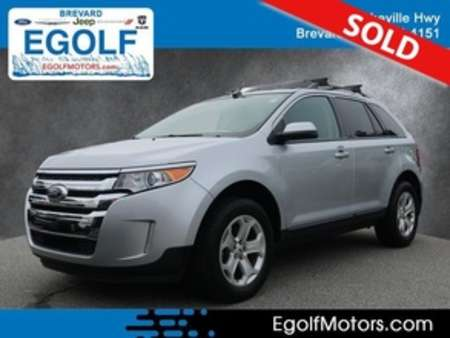 2014 Ford Edge SEL AWD for Sale  - 5049A  - Egolf Motors