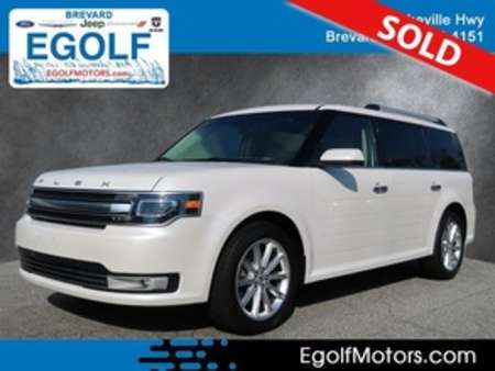 2017 Ford Flex Limited AWD for Sale  - 10678  - Egolf Motors