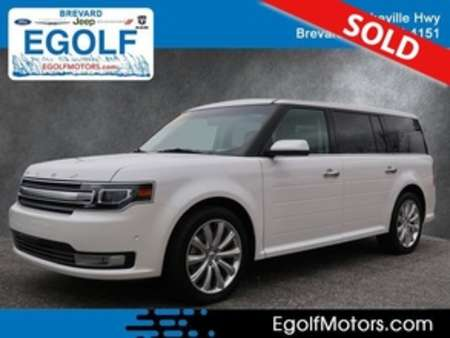 2014 Ford Flex Limited AWD for Sale  - 10748  - Egolf Motors