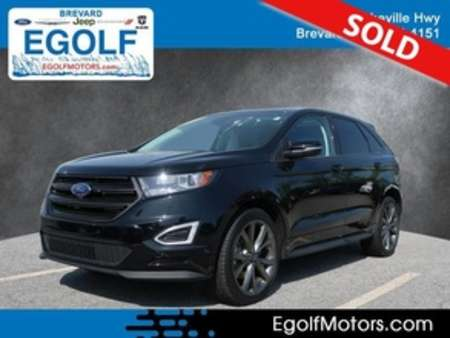 2016 Ford Edge Sport AWD for Sale  - 5104A  - Egolf Motors