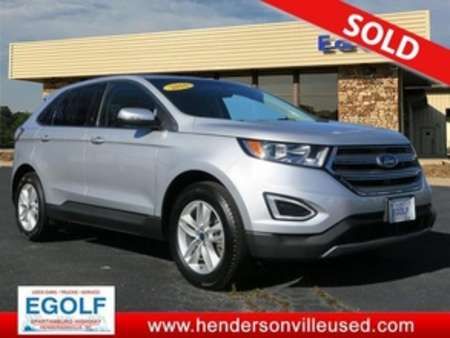 2016 Ford Edge SEL for Sale  - 7383  - Egolf Motors