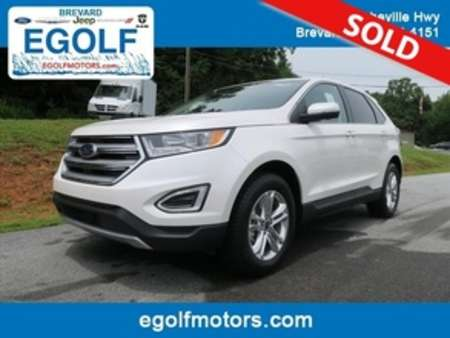 2018 Ford Edge SEL for Sale  - 4995  - Egolf Motors