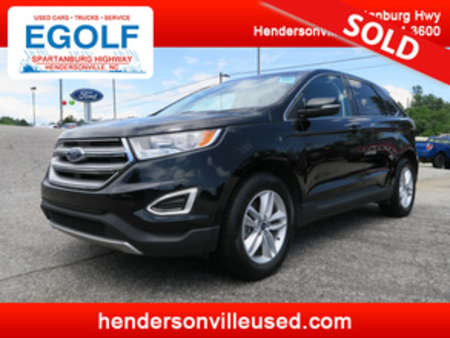 2017 Ford Edge SEL AWD for Sale  - 7558  - Egolf Motors