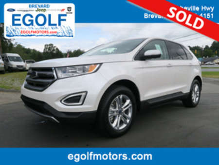 2018 Ford Edge SEL AWD for Sale  - 5011  - Egolf Motors