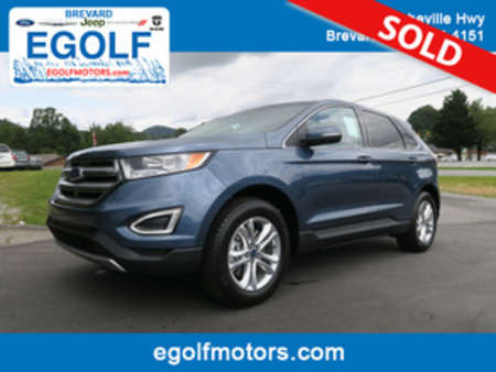 2018 Ford Edge SEL AWD for Sale  - 5009  - Egolf Motors