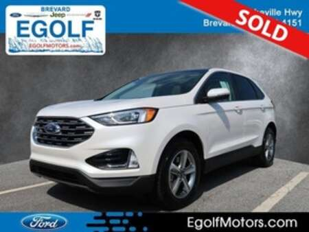 2019 Ford Edge SEL AWD for Sale  - 5111  - Egolf Motors
