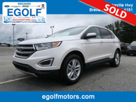 2018 Ford Edge SEL AWD for Sale  - 10647  - Egolf Motors