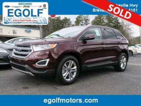 2018 Ford Edge SEL AWD for Sale  - 4925  - Egolf Motors