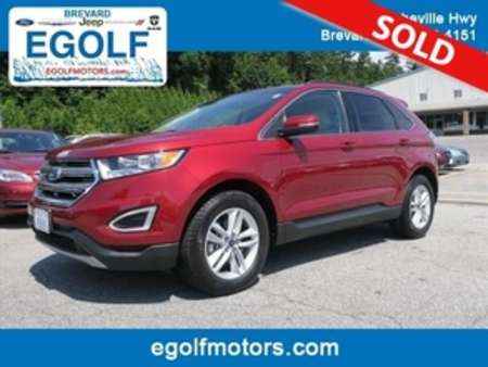 2015 Ford Edge SEL for Sale  - 5013A  - Egolf Motors