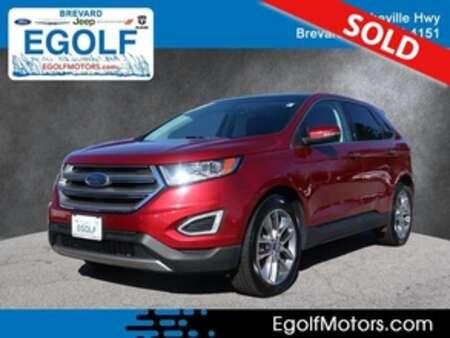 2015 Ford Edge Titanium for Sale  - 10672  - Egolf Motors
