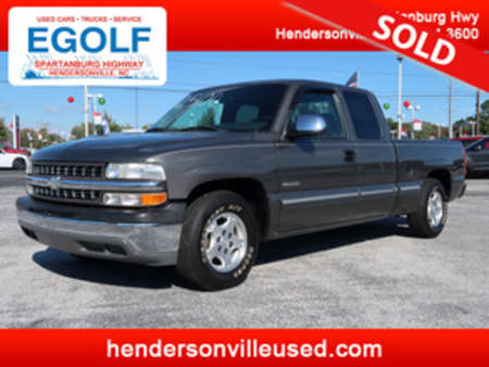 2000 Chevrolet Silverado 1500 LS Extended Cab for Sale  - 7588  - Egolf Motors
